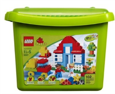 LEGO DUPLO Bricks & More Deluxe Brick Box