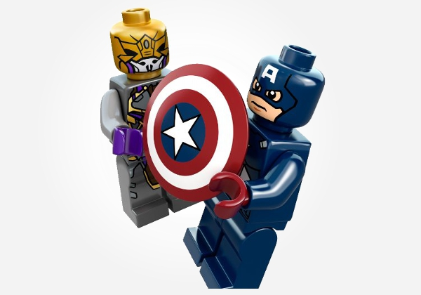 LEGO Superheroes - best lego sets for kids