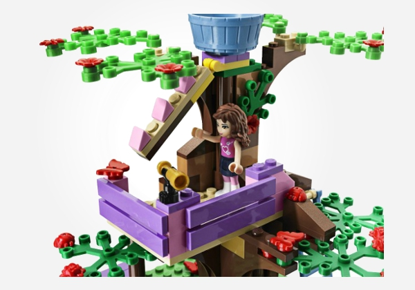 LEGO friends olivia's tree house best lego for kids