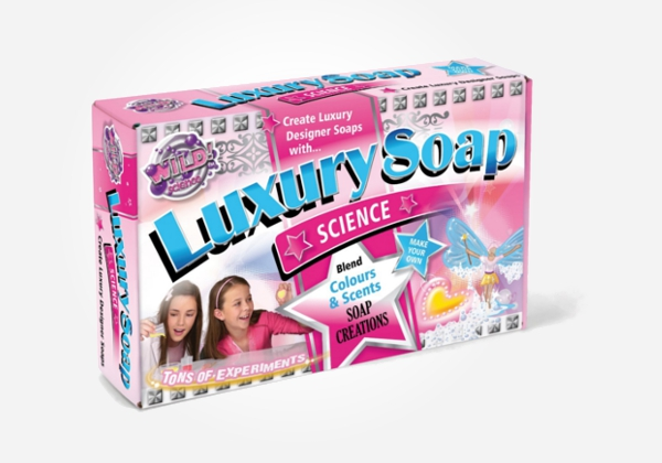 Wild Science Luxury Soap Science Lab