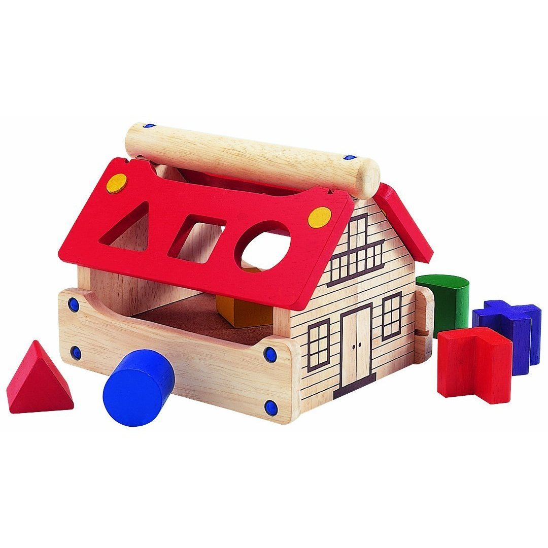 Toys For Love : Shape sorter toy kids love this stuff