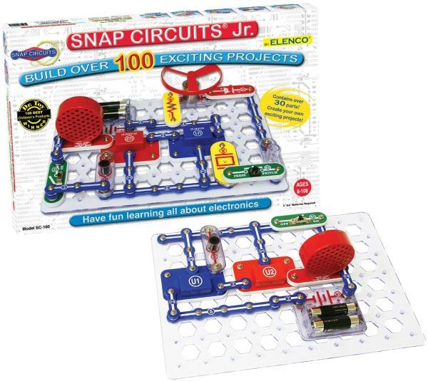 Snap Circuits electronic learning kits - Snap Circuits Jr. 100