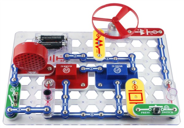 Best Electronic Learning Toys For Toddlers : Of the best snapcircuits electronic learning kits