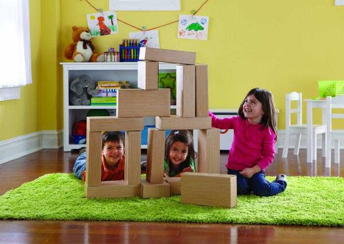 Cardboard Blocks for Kids: 11 of Top Blocks for Building and Stacking