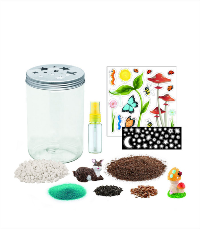 Science toys for kids - Grow 'n Glow Terrarium