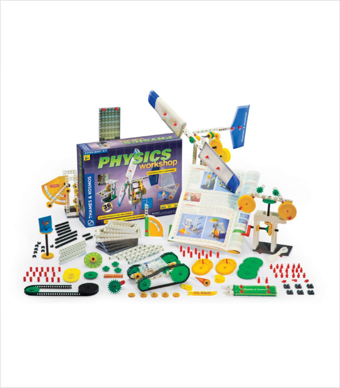 Science toys for kids - Thames & Kosmos Physics Workshop