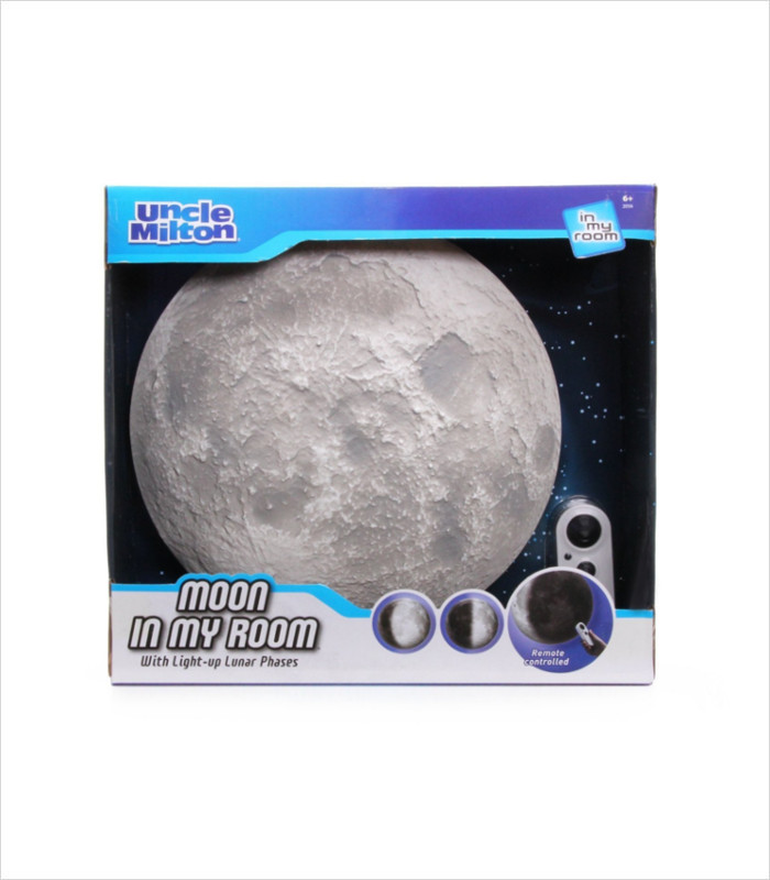 Science toys for kids - moon in my room