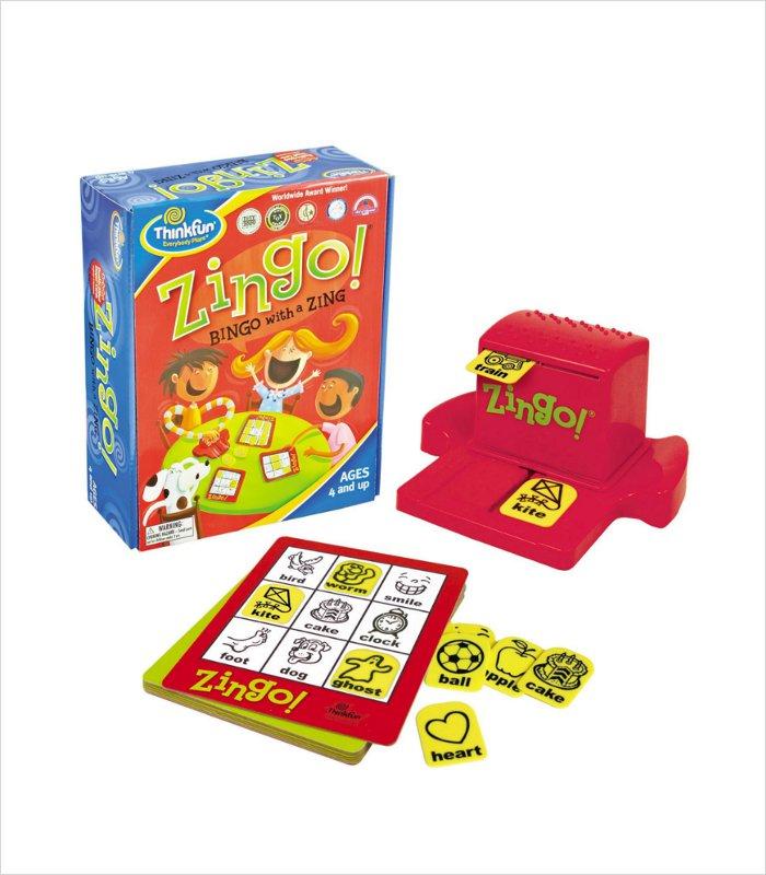 Educational games for kids - zingo