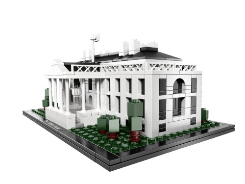 LEGO Architecture White House - Construction Toys for Kids