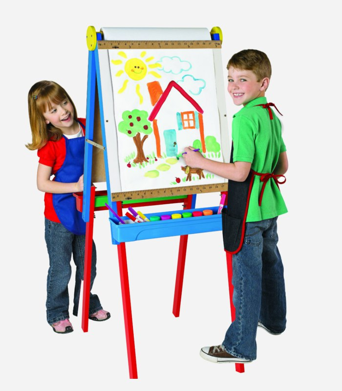 Best easels for mini picasso's: Cra Z Art 3 In 1 Artist Easel
