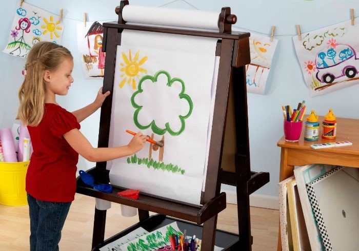 5 of the Best Easels for Kids Aged 2 and Up Мольберт Художник