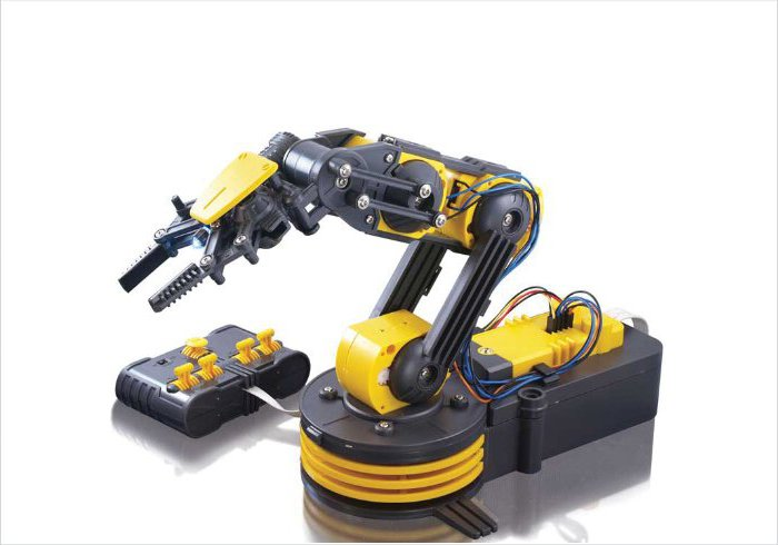 Cool Gifts This Year Part - 44: If Robotics Is His Thing Check Out This Robotic Arm - A Cool Gift Idea For
