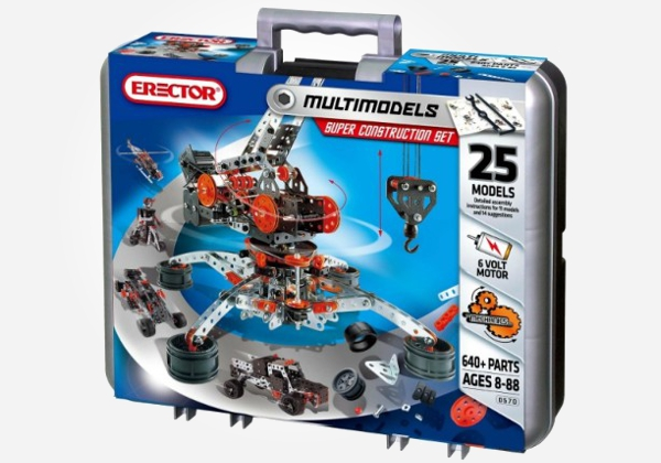 A gift idea for an 11-year old boy who loves to build