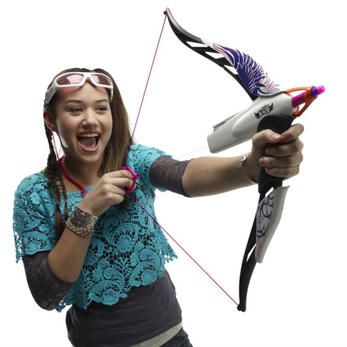 all nerf guns and toys | Nerf Rebelle Heartbreaker Bow