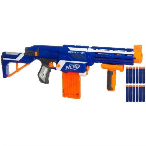 All Nerf Guns and Toys: A Beginners Guide to Nerf Toys