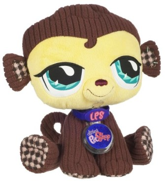 Hasbro Littlest Pet Shop V.I.P Monkey - VIP Pets
