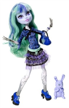 Monster High 13 Wishes Doll