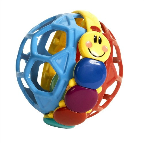 best toys for infants | Baby Einstein Bendy Ball