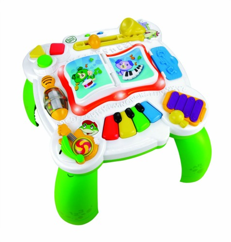 best toys for infants | LeapFrog Learn & Groove™ Musical Table