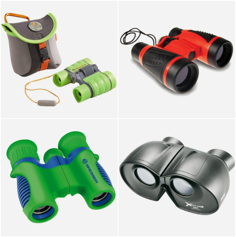 Binoculars for Young Kids: Top Tips on How to Choose the Best Binoculars for Kids