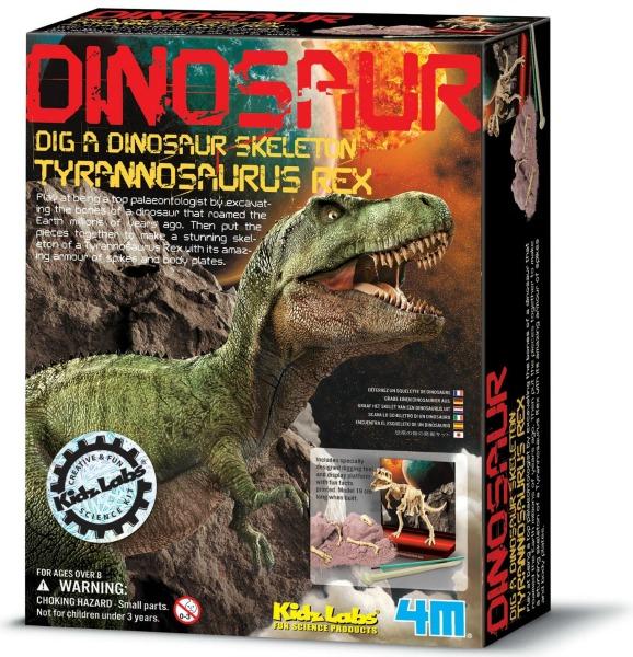 Dinosaur Skeleton Toy