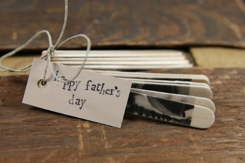 Homemade Fathers Day Gifts from Children