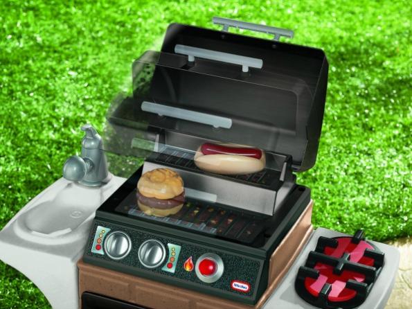 kids grill set