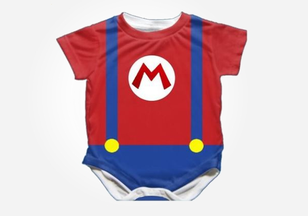 The Coolest Geek Baby Clothes For Mini Geeks in Training. Totally Suitable for Non Geeks Too.
