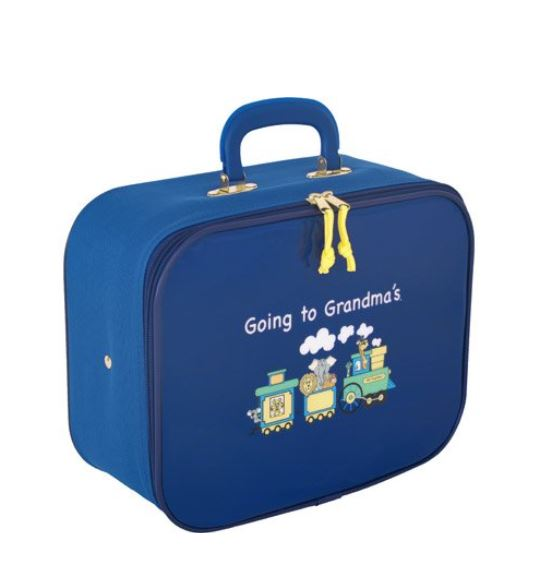 Overnight bag for kids - perfect for a trip to grandmas