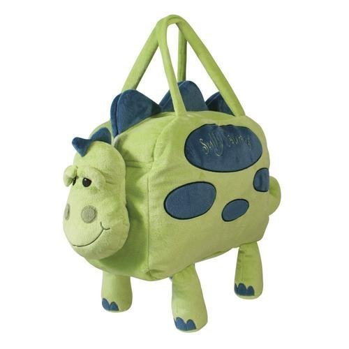 Adorable overnight bag for kids that they can cuzddle up to in the car.