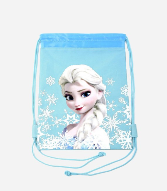 Disney Frozen gifts - the perfect book bag for a Disney Frozen fan.