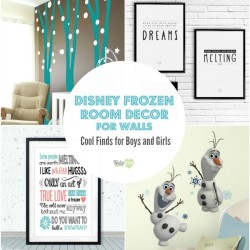 Disney Frozen Room Decor for Walls-2
