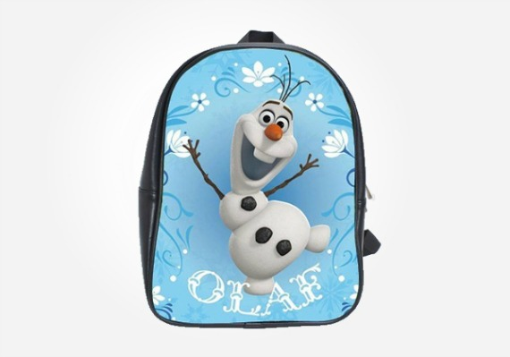 Disney Frozen gifts - Olaf backpack for boys and girls