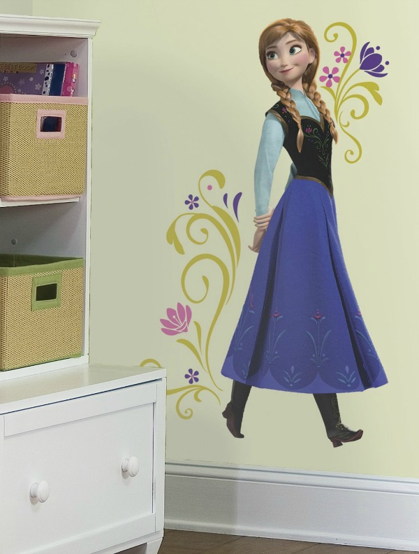 Disney Frozen Room Decor: 11 Cool Finds for Nephews and Nieces - Fat Head Wall Stickers