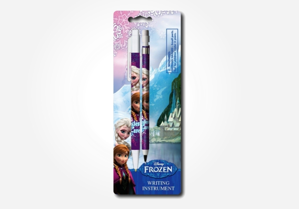 Back to school gifts for kids - Disney Frozen pen and pencil set