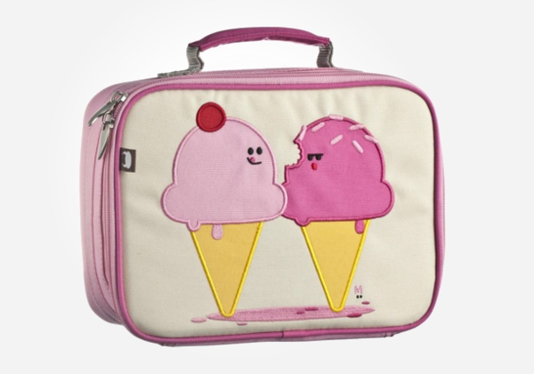 Such an adorable lunchbox that you just want to lick it - back to school gifts for kids