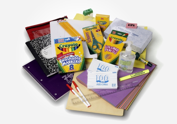 Can never get enough of back to school supplies - back to school gifts for kids