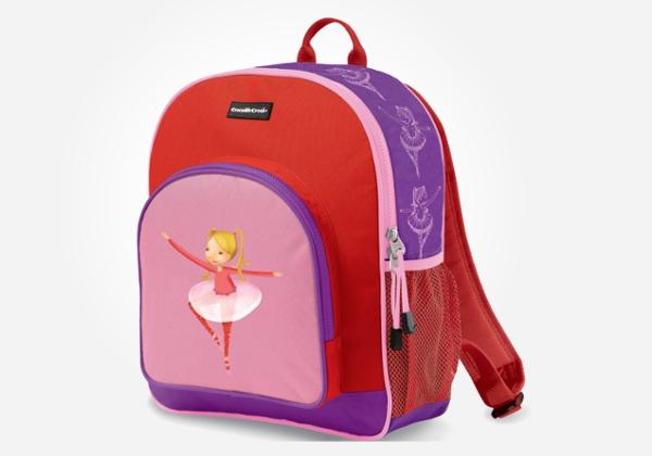backpacks for toddlers - ballerina backpack