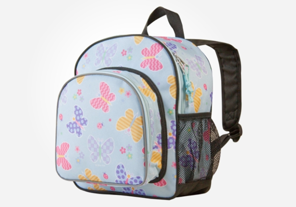 backpacks for toddlers - butterfly garden backpack