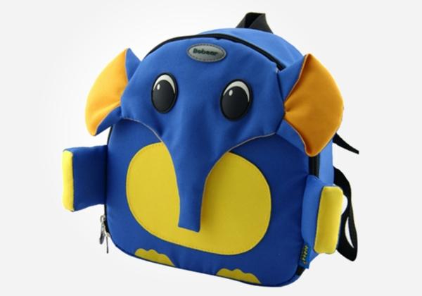 backpacks for toddlers - cartoon elephant backpack