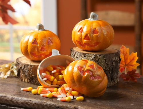 fall craft projects for kids - pumpkin holder
