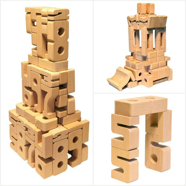 SumBlox kids building blocks teach math as they play - great #educationaltoys for kids