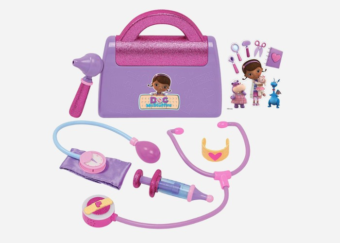 My niece loved the Doc McStuffins doctors kit I got her for her 4th birthday. Check this out along with the other 4 year old girl birthday ideas right here. r old girl