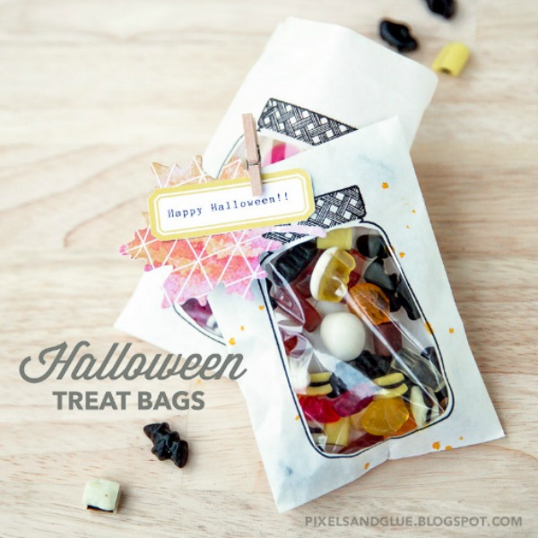 Halloween-goodie bags for kids that you can DIY