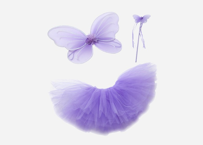This purple fairy princess costume is just one of many gift ideas for a 4 year old girl. Come check out the rest.