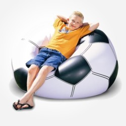 Soccer ball chair - great Soccer gift for a kid