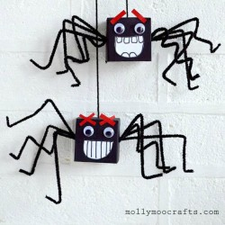 10 Super Cute (Not to Mention Insanely Easy) Halloween Craft Ideas for Kids