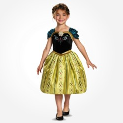Disney Frozen dresses - Anna coronation gown-FP