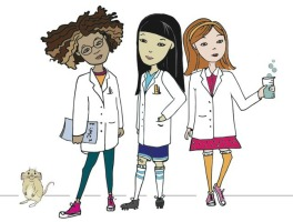 Science kit for girls who want to learn real science-FP