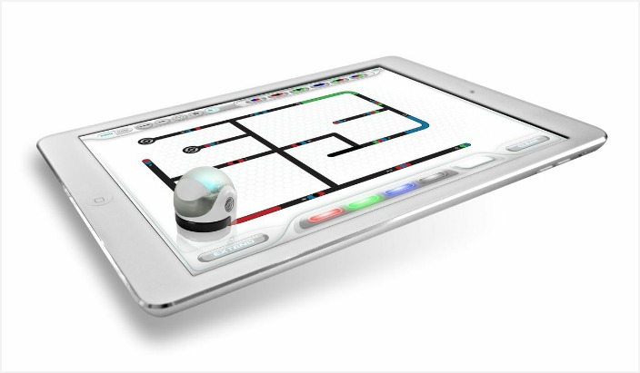 The Ozobot Smart Gaming Robot for Kids: The next generation of robotic gaming tech that sets out to teach youngsters the fundamentals of programming in an interactive and fun gaming environment.